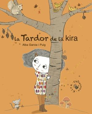 LA TARDOR DE KIRA: portada
