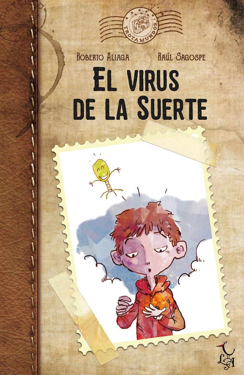 El virus de la suerte: portada