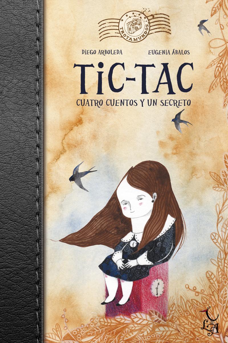 Resultado de imagen de tic-tac- cuatro cuentos y un secreto