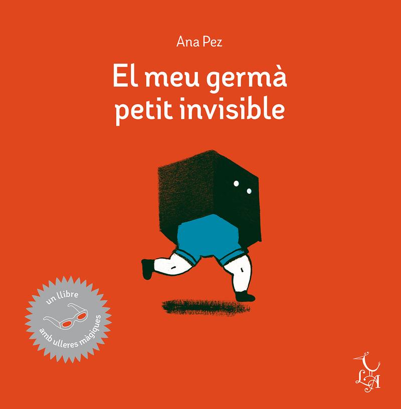 El meu germà petit invisible: portada