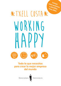 WORKING HAPPY: portada