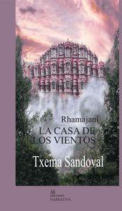 Rhamajani, la casa de los vientos: portada