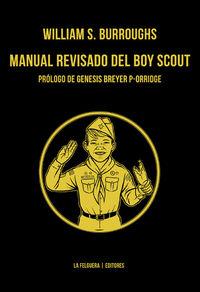MANUAL REVISADO DEL BOY SCOUT: portada