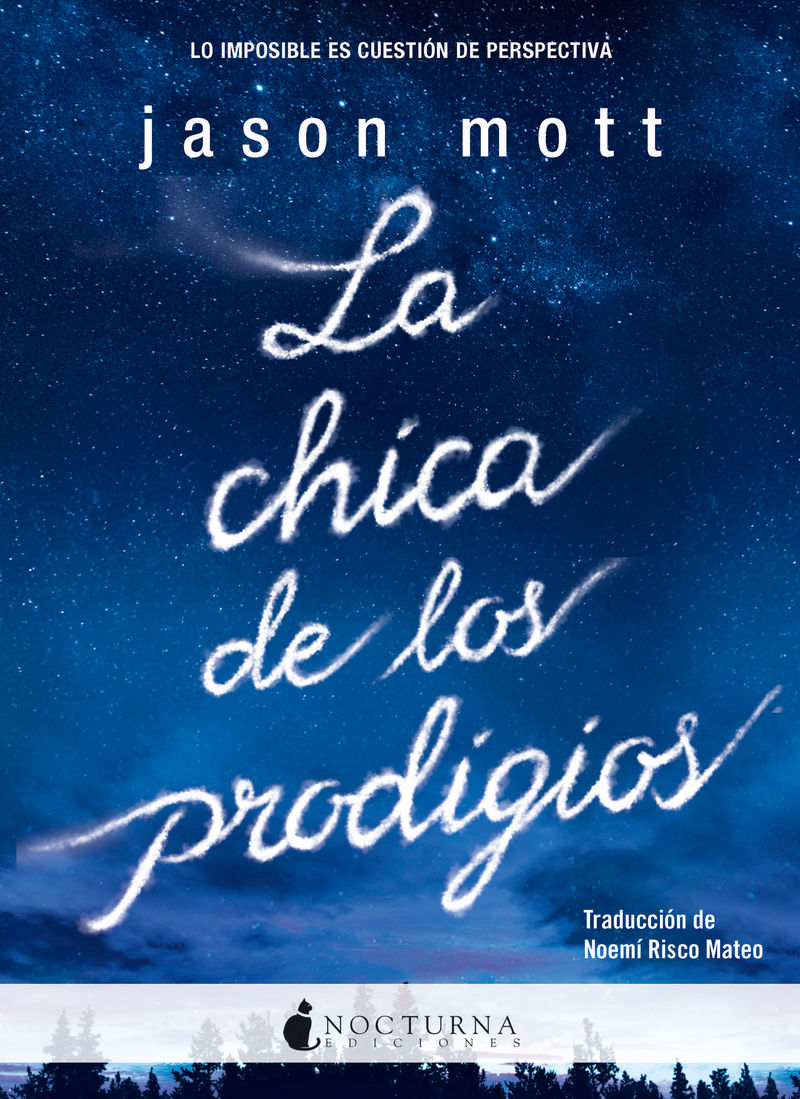 LA CHICA DE LOS PRODIGIOS: portada