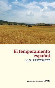 El temperamento español: portada
