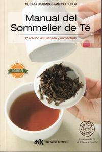 Manual del Sommelier de Té (Actualizada y aumentada): portada