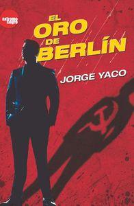 El oro de Berlín: portada