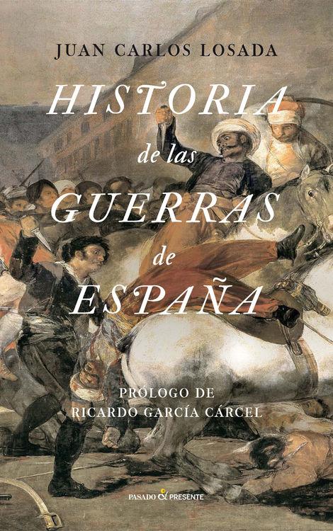 Historia de las guerras de España: portada