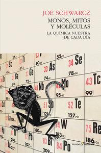 Monos, mitos y moléculas: portada