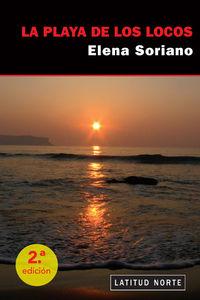 LA PLAYA DE LOS LOCOS (2.ª ED.): portada