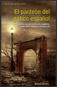 EL PANTEÓN DEL GÓTICO ESPAÑOL: portada