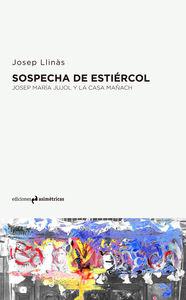 SOSPECHA DE ESTIERCOL: portada