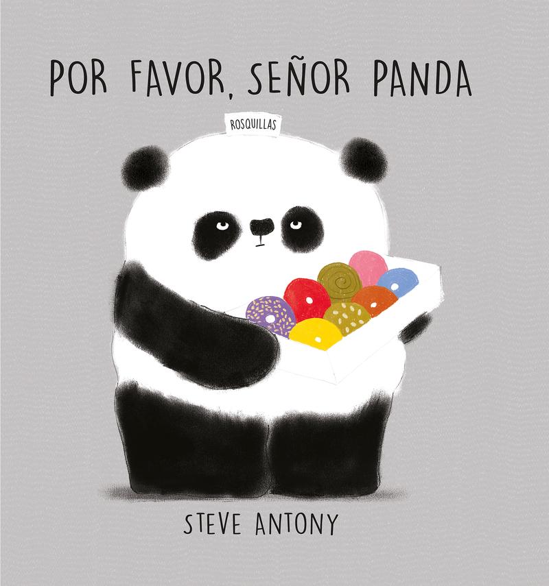 Por favor, señor Panda: portada
