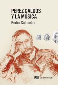Pérez Galdós y la música: portada