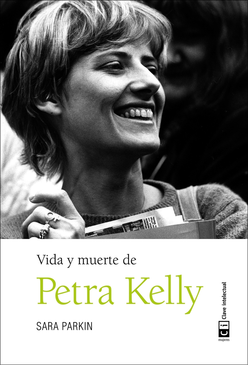 Vida y muerte de Petra Kelly: portada