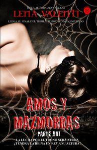AMOS Y MAZMORRAS VIII: portada