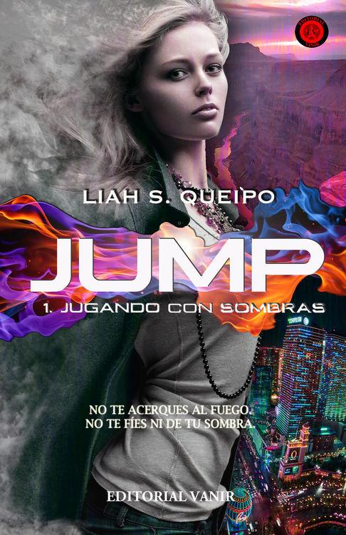Jugando con sobras- Jump I: portada