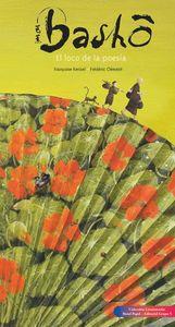 BASHÔ. EL LOCO DE LA POESÍA: portada