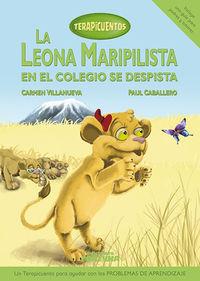 La leona Maripilista en el colegio se despista NE: portada
