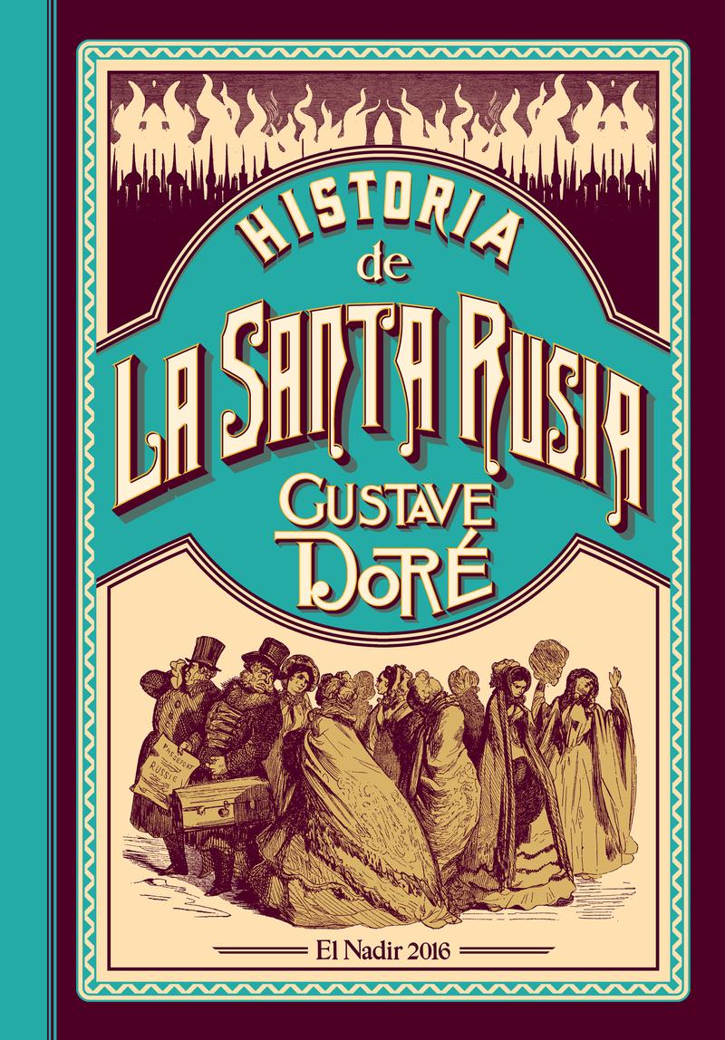 Historia de la Santa Rusia: portada