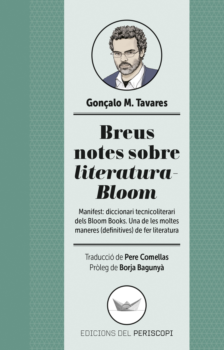 Breus notes sobre literatura-Bloom: portada