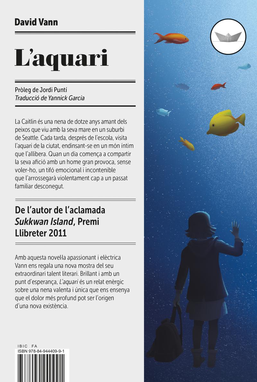 L'aquari: portada