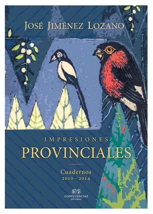 Impresiones provinciales: portada