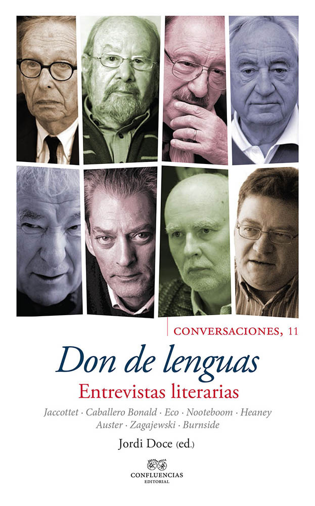 Don de Lenguas: portada