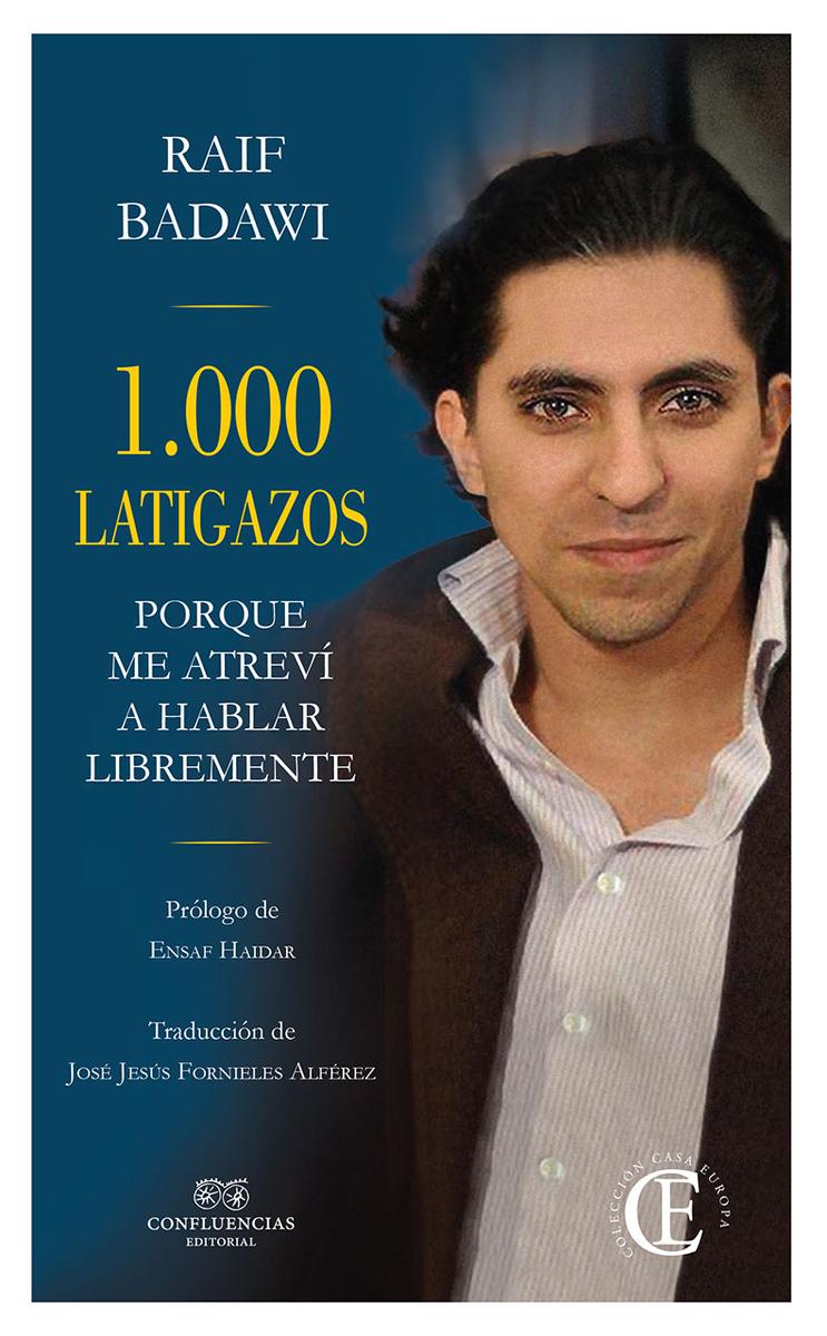 1000 Latigazos: portada