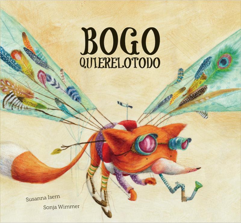 Bogo Quierelotodo: portada