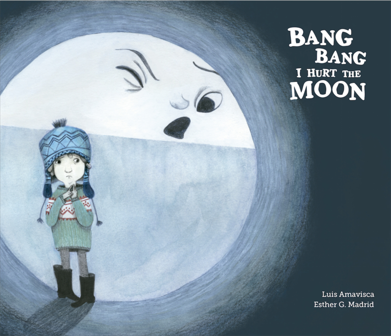 Bang Bang I Hurt the Moon: portada