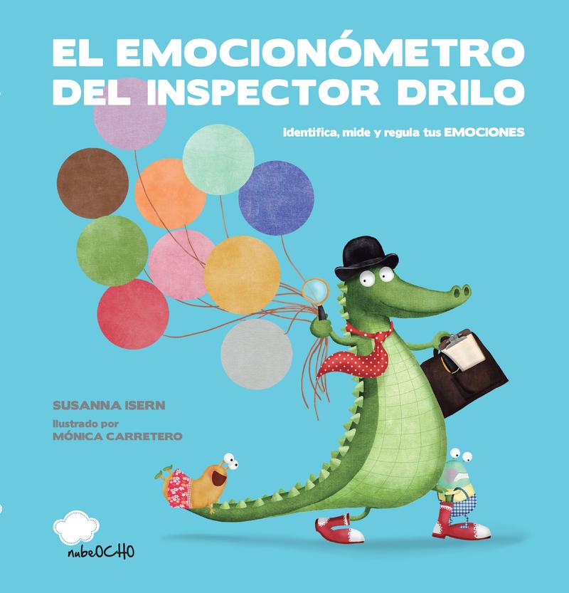 El Emocionómetro del inspector Drilo: portada