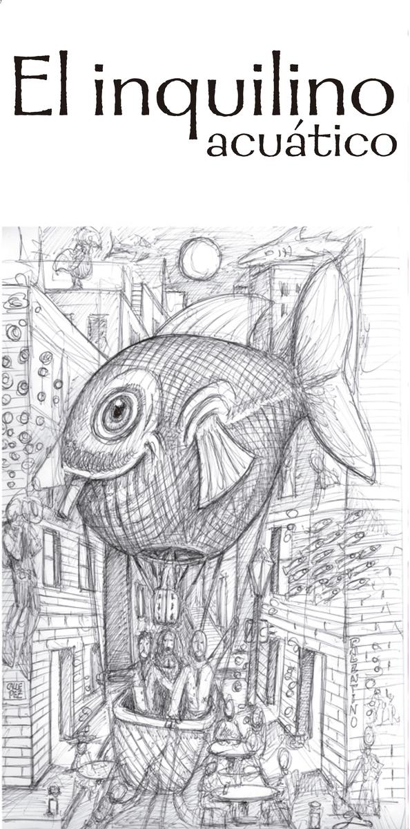 El inquilino acuático: portada