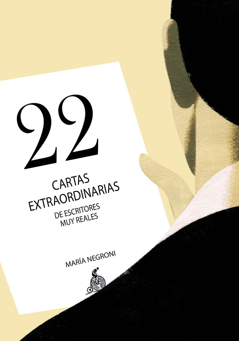 22 cartas extraordinarias: portada