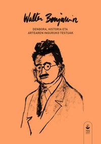 Denbora, historia eta artearen inguruko testuak: portada