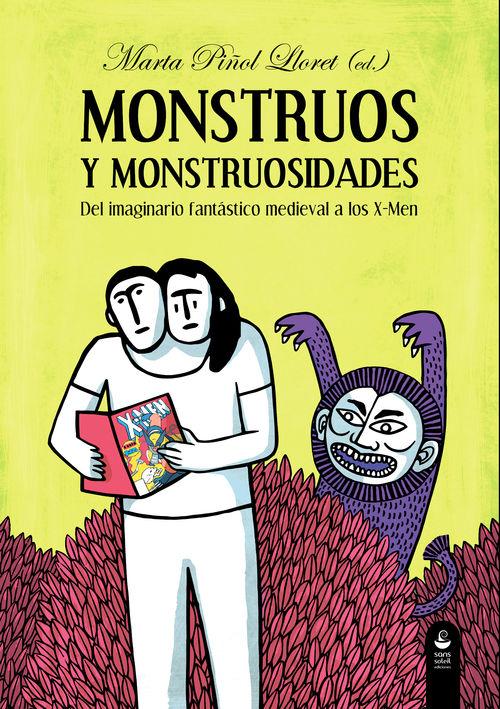 Monstruos y monstruosidades: portada