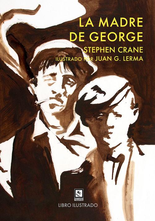 La madre de George: portada