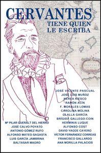 Cervantes tiene quien le escriba: portada