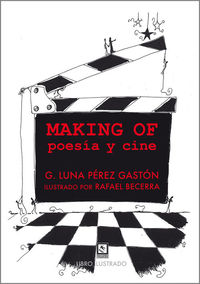 Making of: Poes�a y cine: portada