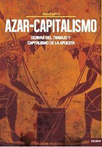AZAR-CAPITALISMO: portada