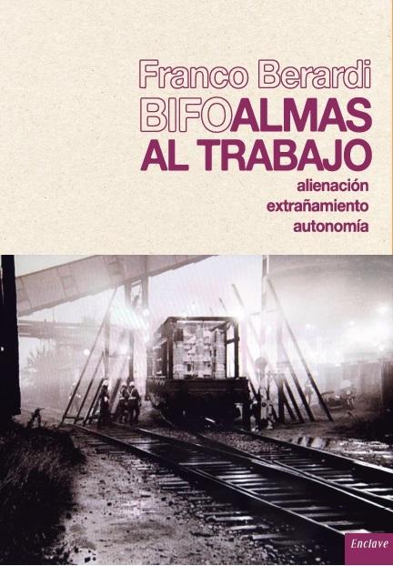 ALMAS AL TRABAJO: portada