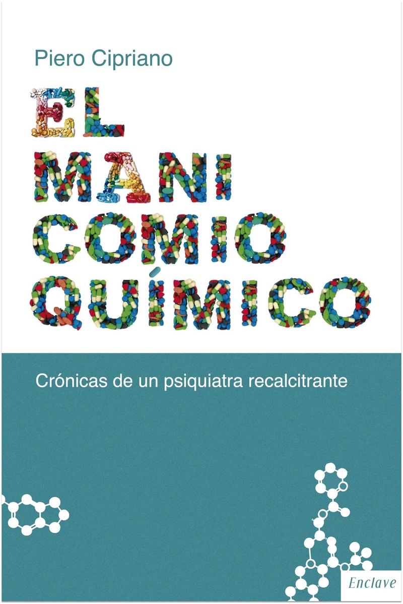 EL MANICOMIO QUIMICO: portada