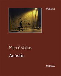 Ac�stic: portada