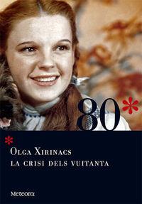 La crisi dels vuitanta: portada