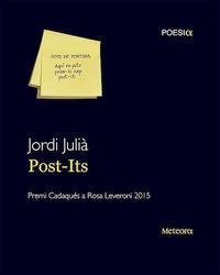 Post-Its: portada