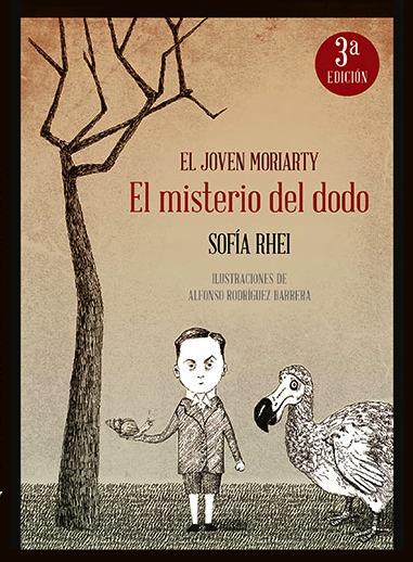 El joven Moriarty. El misterio de dodo (NE): portada