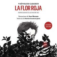 LA FLOR ROJA (NE): portada