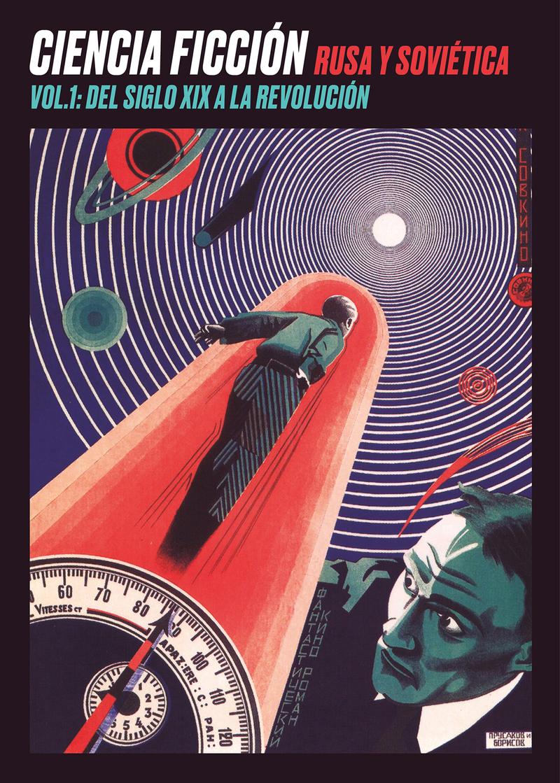 Ciencia ficción rusa y soviética: portada