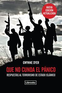 QUE NO CUNDA EL PÁNICO - EDICIÓN ACTUALIZADA: portada