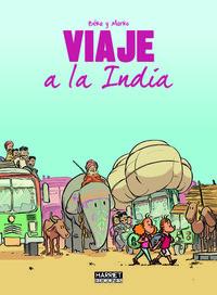 Viaje a la India: portada